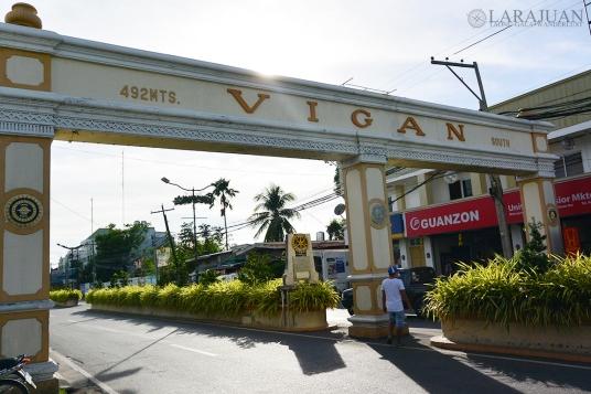 Vigan-Bantay Boundary