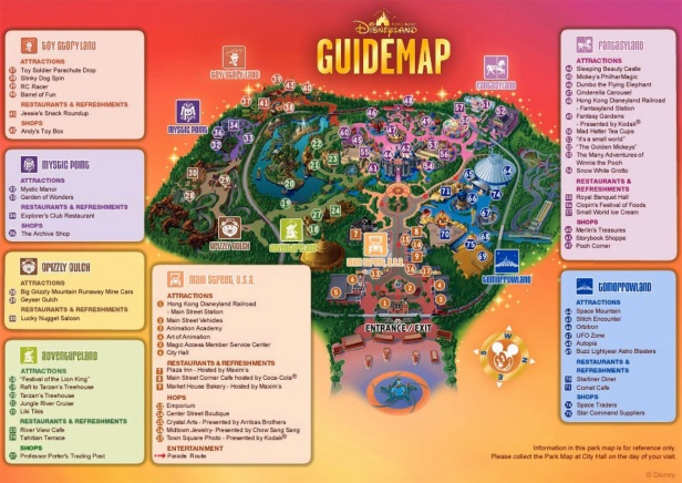 Hong-Kong-Disneyland-Map