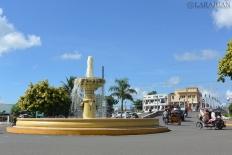 Fountain and Rotonda