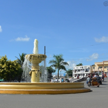 Fountain and Rotonda