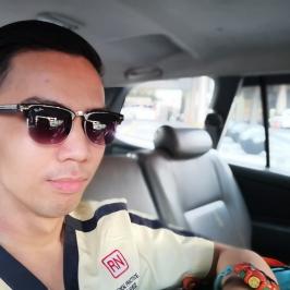Uber pool to Buendia